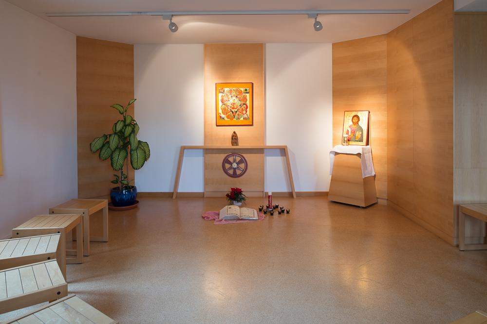 meditationsraum edith stein. Black Bedroom Furniture Sets. Home Design Ideas